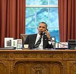 Barack Obama telefona ad Hassan Rouhani