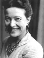 """Simone de Beauvoir: """"Donna non si nasce, lo si diventa"""""""