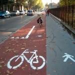pista ciclabile Monza