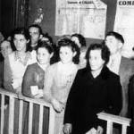 donne al voto