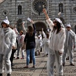 flash mob monza