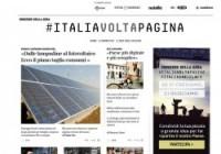 #italiavoltapagina: le prime testimonianze dalla nostra redazione esterna