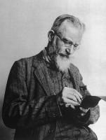 George Bernard Shaw, vulcano di idee che traspose in opere teatrali