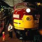 il treno e il bambino. Aldo Germani