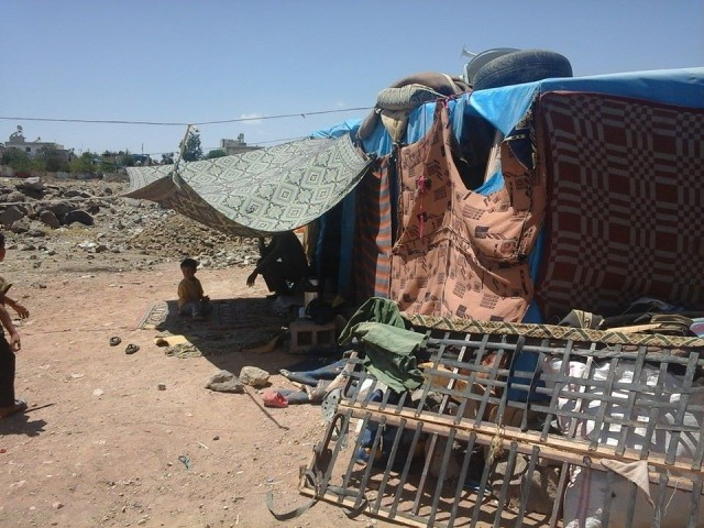 campo profughi Kilis - Turchia
