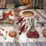 cibo arte scritture
