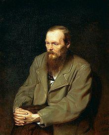 Dostoevskij, ritratto di Vasilij Perov
