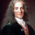 Voltaire ritratto