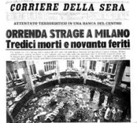 Piazza Fontana, la voragine che inghiottì i sogni di un'Italia ingenua e innocente