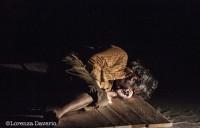 La danza immobile, Corrado Accordino si fa attore al Teatro Binario 7