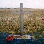 monumento ricordo tregua natale 1914