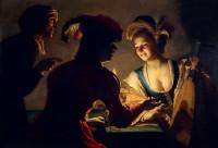 Gherardo delle Notti – Quadri bizzarrissimi e cene allegre