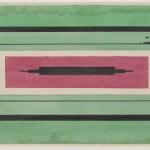 Ilja G. Cashnik, Supermatist Composition, 1923