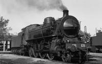 George Stephenson e la locomotiva a vapore