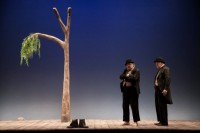 'Aspettando Godot' in un quadro surrealista