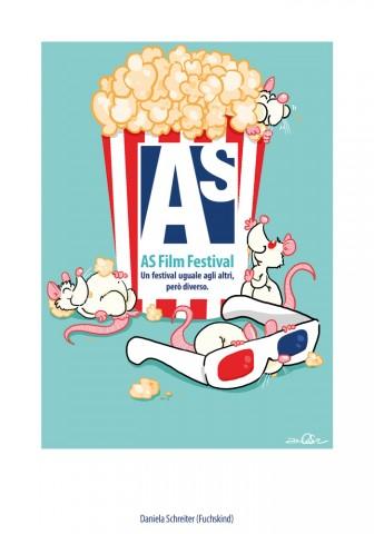 Il poster della prima edizione del festival