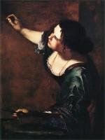 Artemisia, artista  coraggiosa