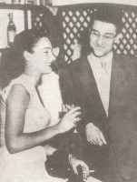 Cesare Pavese e Constance Dowling