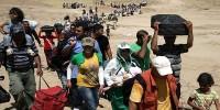 Profughi, anzi migranti