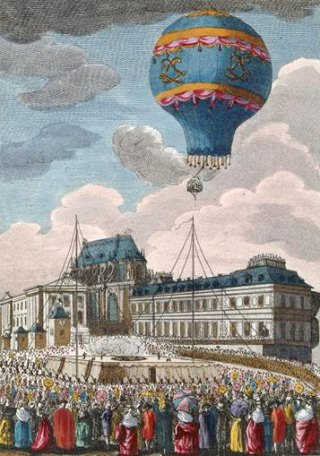 Il volo del 19 settembre a Versailles