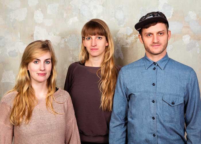 I fondatori del portale Fluechtinge Wilkommen