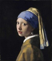 Vermeer o pittura in un interno
