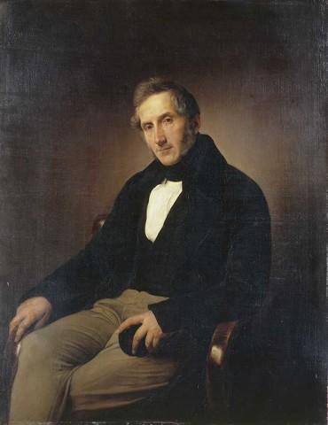 Ritratto di Alessandro Manzoni, 1841