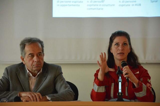 Roberto D'Alessio e Fiorenza Mazzucchi