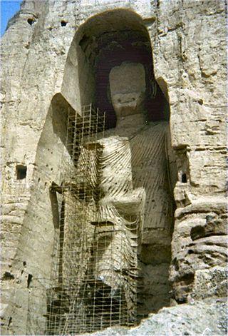 Buddha di Bamyan
