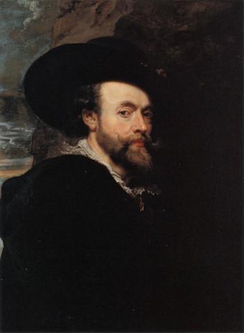 Pietro Paolo Rubens - Autoritratto 1623