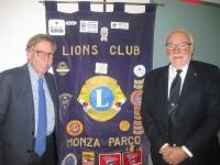 """Lions Club Monza Parco e il """"Progetto Martina"""""""