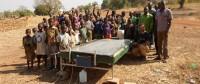 Il depuratore italiano a energia solare