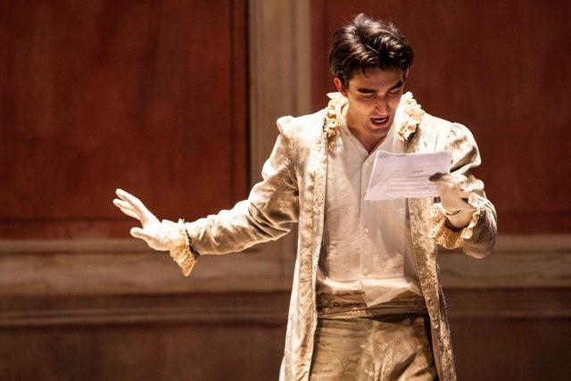 Matteo De Blasio interpreta Fulgenzio