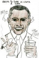 Obama a Cuba