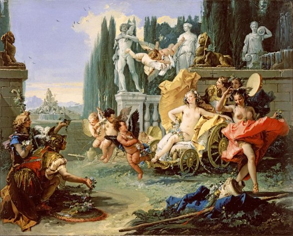 Trionfo di Flora - 1743