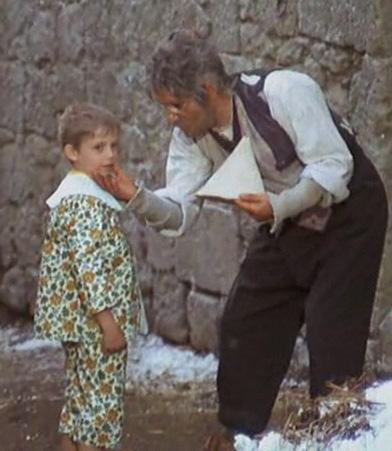Le avventure di Pinocchio, 1972