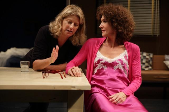 Angela Finocchiaro e Maria Amelia Monti interpretano Lucia e Maria, due amiche dai caratteri opposti.