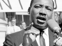 L'ultimo discorso di Martin Luther King
