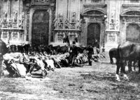 Milano, pane e pallottole
