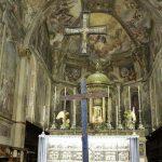 croce di Lampedusa in Duomo