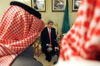 Lo scacchiere saudita