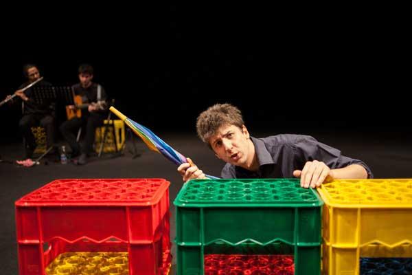 """Giacomo Occhi in """"Mario Poppins"""""""