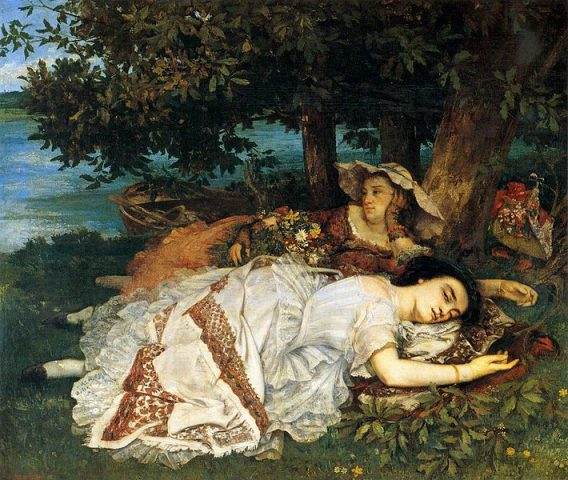 Gustave_Courbet-demoiselles