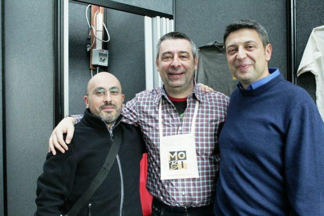 Cervogia Brothers con Lorenzo Da Bove 'Kuaska'
