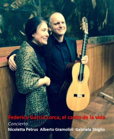 Nicoletta Petrus e Alberto Gramolini