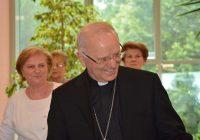 Nunzio Galantino in visita a SLAncio