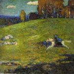 Cavaliere-azzurro-Kandinsky