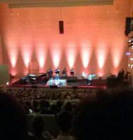 Battiato emoziona l'auditorium dello IULM