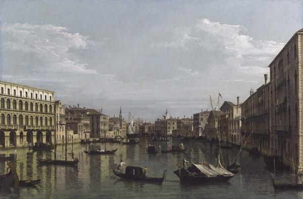 Canaletto e Bellotto a Milano