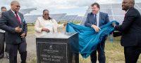 Il primo aeroporto africano a energia solare